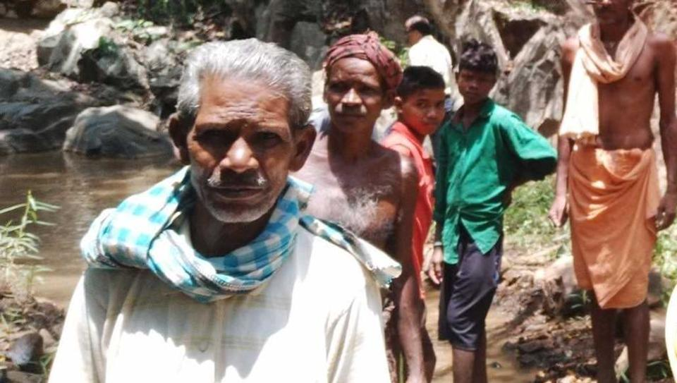Odisha tribal does a Manjhi, digs 3-km water channel through mountain