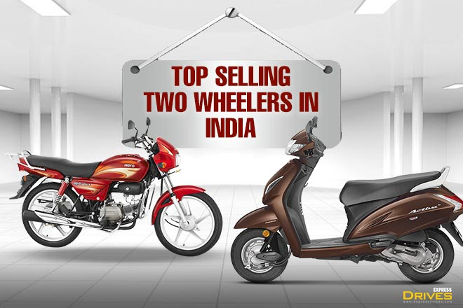 Top bikes and scooters in India: Hero Splendor sold more than Honda Activa in May 2018