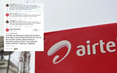 Airtel 'Bigotry' Row: The Tweet To Pooja That Everyone Missed