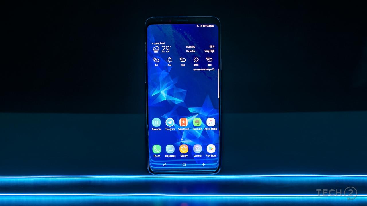 Samsung wins patent for a 100 percent bezel-less screen technology