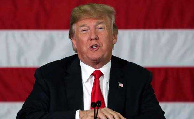 "Trump Blasts ""Unfair"" Immigration System Seen To Hit Indians Most"