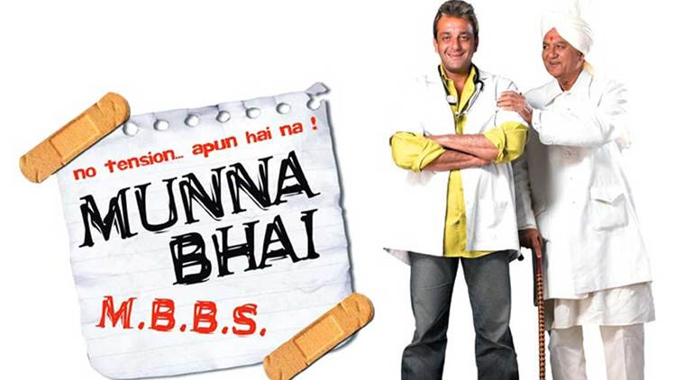 Munna Bhai MBBS: The film that changed Sanjay Dutt and Rajkumar Hirani's life