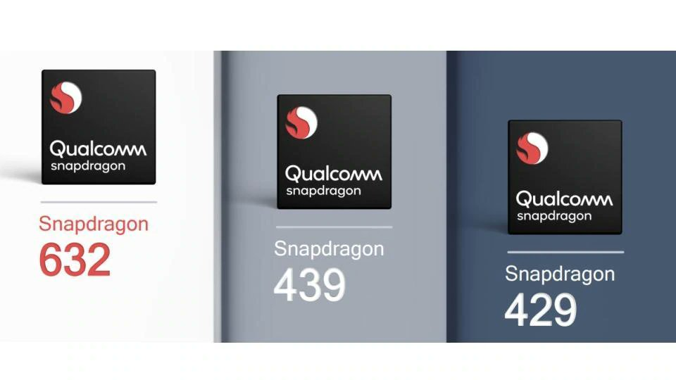 Qualcomm Snapdragon 632, 439, 429 SoCs for budget, mid-range phones unveiled