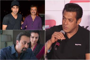 Sanju: Rajkumar Hirani Hits Back at Salman for Making Remark Against Ranbir