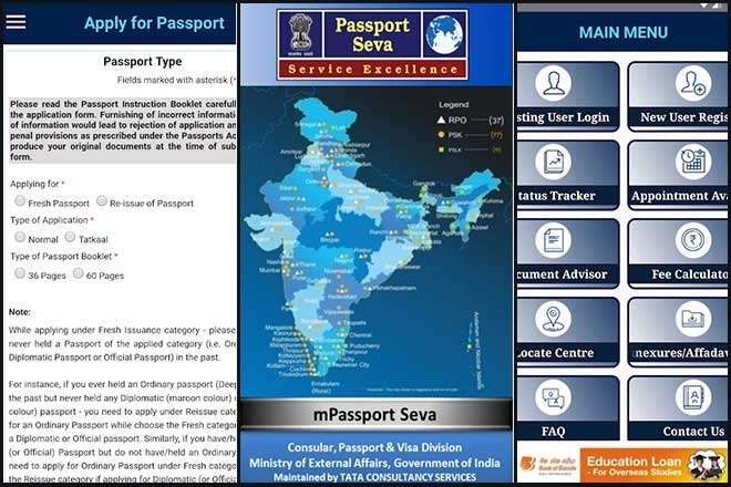 How to apply for passport on mobile using mPassportSeva app: Step-by-step guide