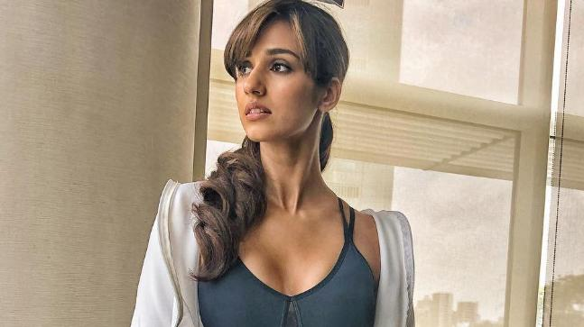 Disha Patani nails a front flip like a total boss. Watch video