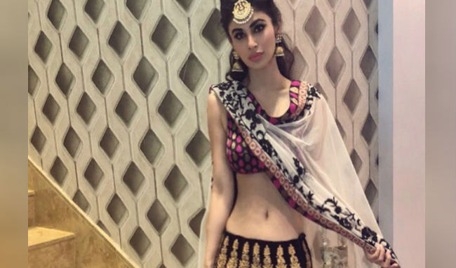 Mouni Roy Trolled For Looking