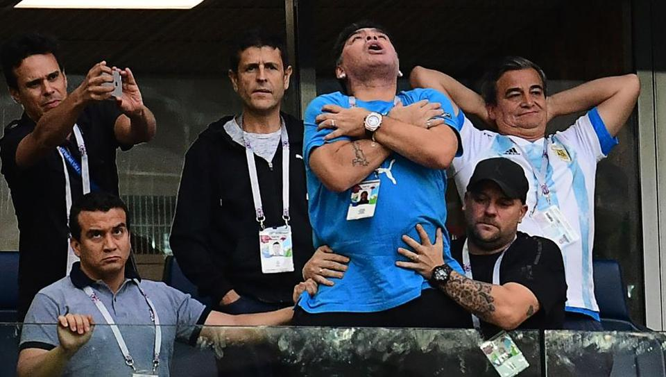 FIFA World Cup: Angry Diego Maradona offers reward over 'death' report