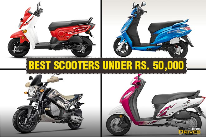 Best scooters under Rs 50,000: Honda Activa, Hero Maestro Edge and more