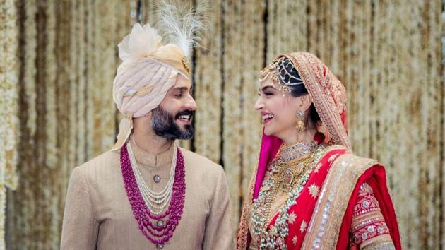 Sonam Kapoor shares never-seen-before wedding photos, reveals her love story. See pics