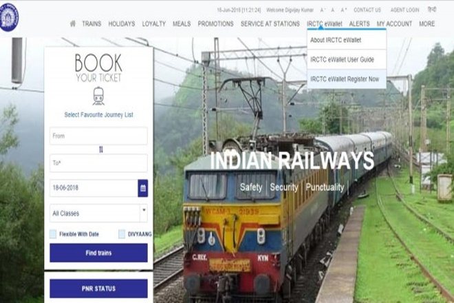 IRCTC eWallet: How to register online, deposit money, make payments on new Indian Railways e-ticketing website