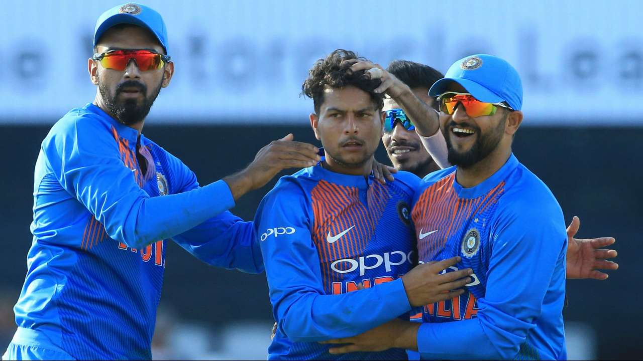 IND v/s ENG, 1st T20I: Kuldeep Yadav, KL Rahul star as India start English summer with a bang