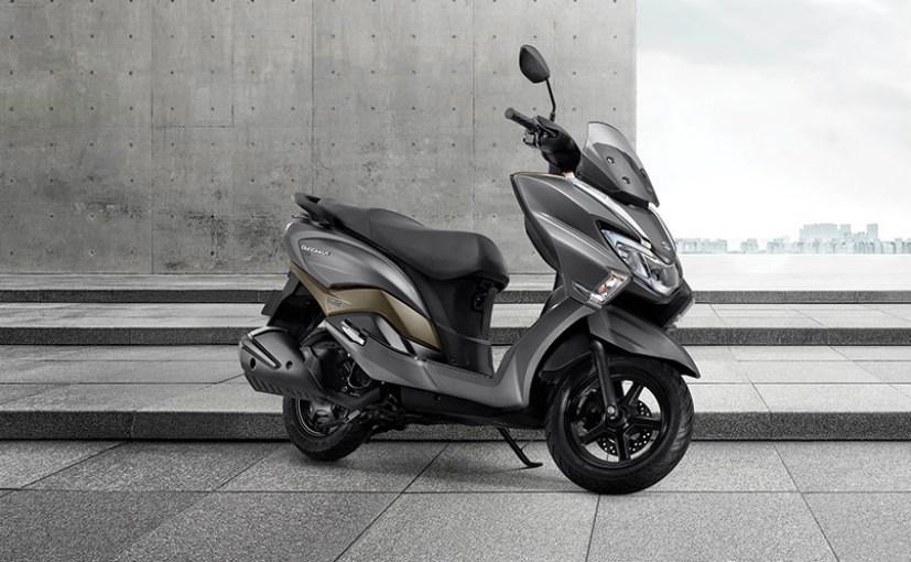 Suzuki Burgman Street Launch Date Revealed