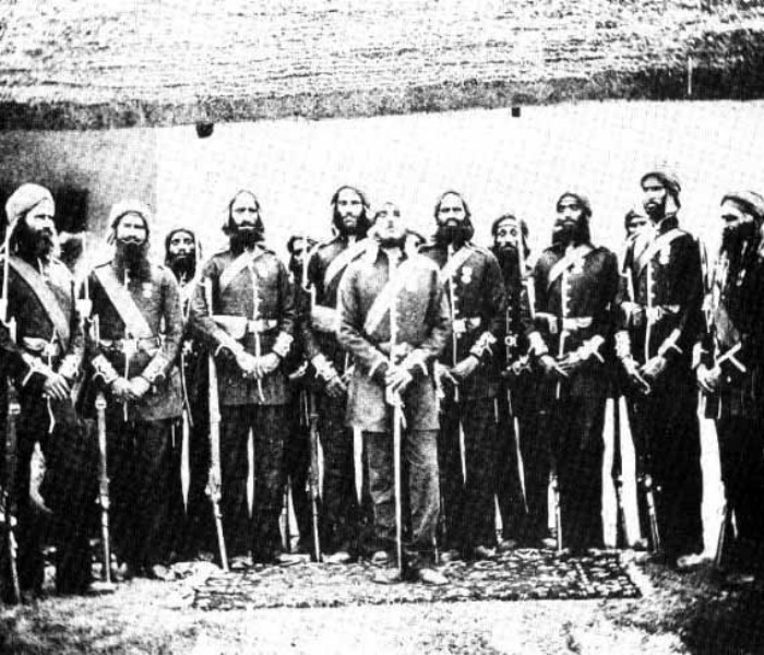 Battle Of Saragarhi - Where 21 Sikh Soldiers Killed 600 Afghans In The Greatest Last Stand Ever