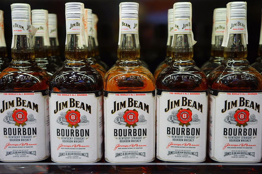 Maker of Jim Beam Whiskey Accused of Bribing Indian Govt Officials, to Pay Rs 55 Crore Fine