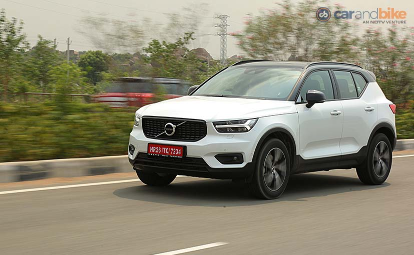 Volvo XC40: Key Features Explained In Detail