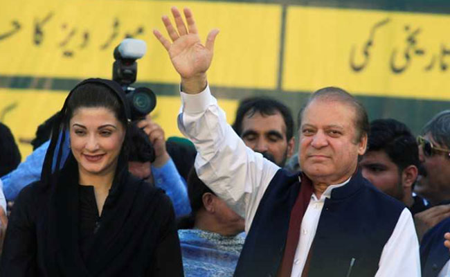 """Returning To Pakistan"": Nawaz Sharif After Being Sentenced To 10 Years"