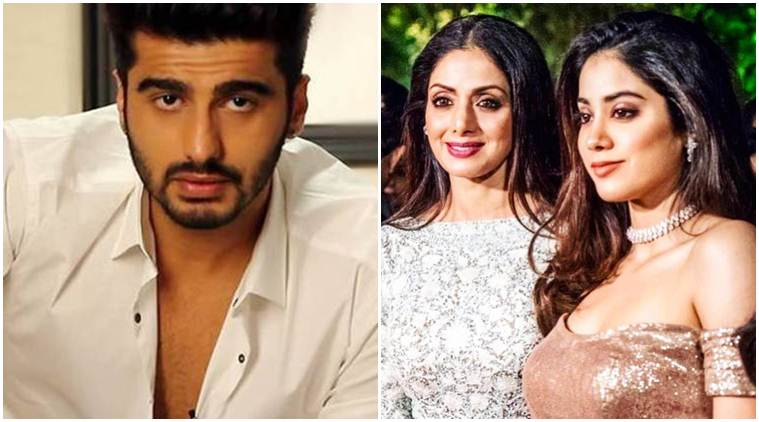 Arjun Kapoor's replies imply he has still not forgiven his father Boney Kapoor for marrying Sridevi