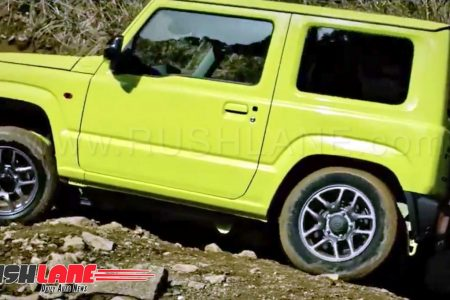 New Suzuki Jimny SUV 4×4 has brilliant offroad capabilities – Video