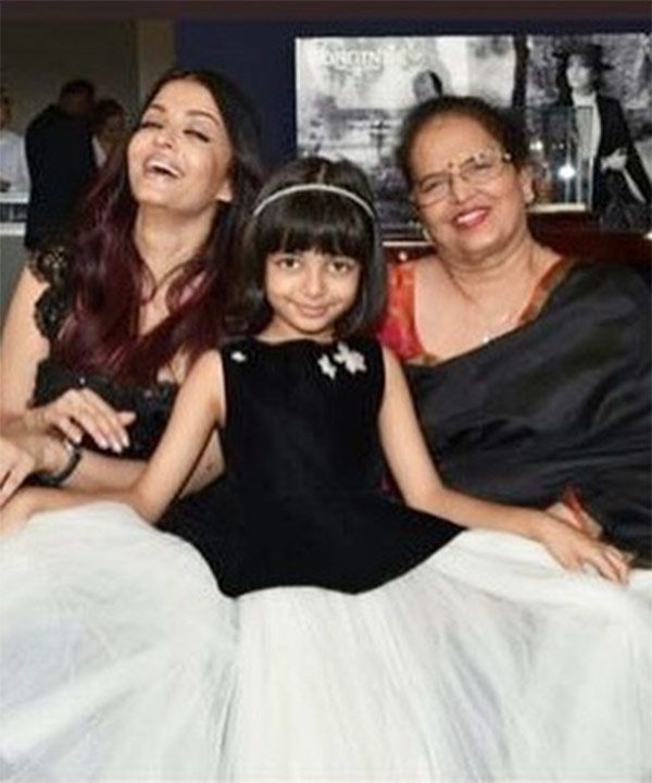 Aishwarya Rai Bachchan perfectly captures three generations in one beautiful frame – view pic