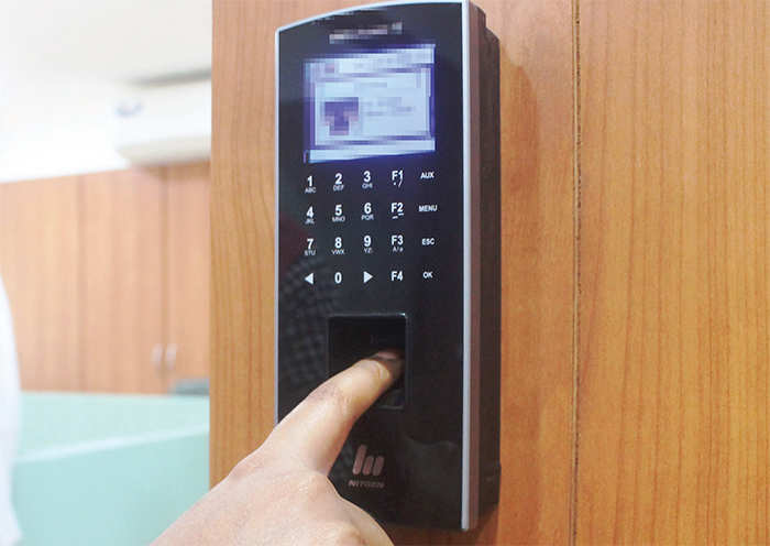 AN AADHAAR-LINKED ATTENDANCE SYSTEM AT THE BBMP SOON