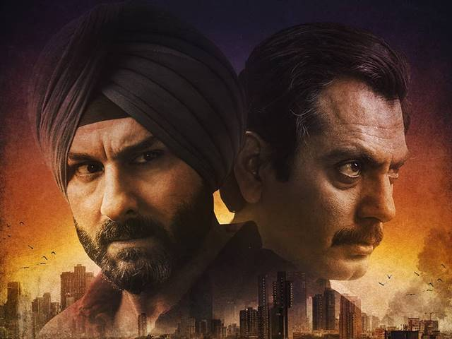 "Complaint Against Nawazuddin For ""Abusing"" Rajiv Gandhi On Netflix Show ""Sacred Games"""