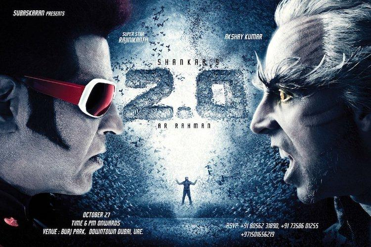 It's official! Rajinikanth's '2.0' release date has been announced