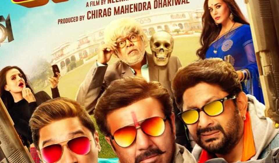Sunny Deol, Preity Zinta's Bhaiaji Superhit - being made since 2011 - releases its first poster