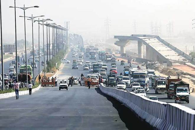 Great news for Delhiites! Barapullah flyover from Jawaharlal Nehru Stadium to INA to open by July end