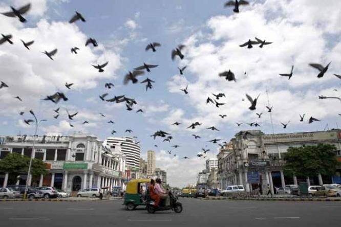 Connaught Place is Among World