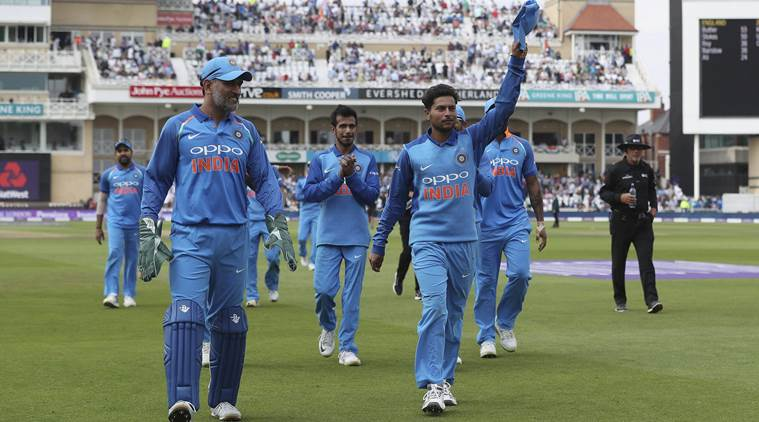 India vs England: Kuldeep Yadav, Rohit Sharma shine to put India 1-0 up