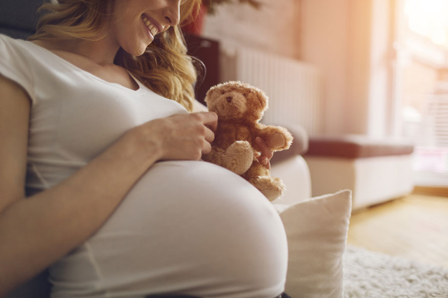 Positive Attitude During Pregnancy May Keep Your Kids in Shape: Study