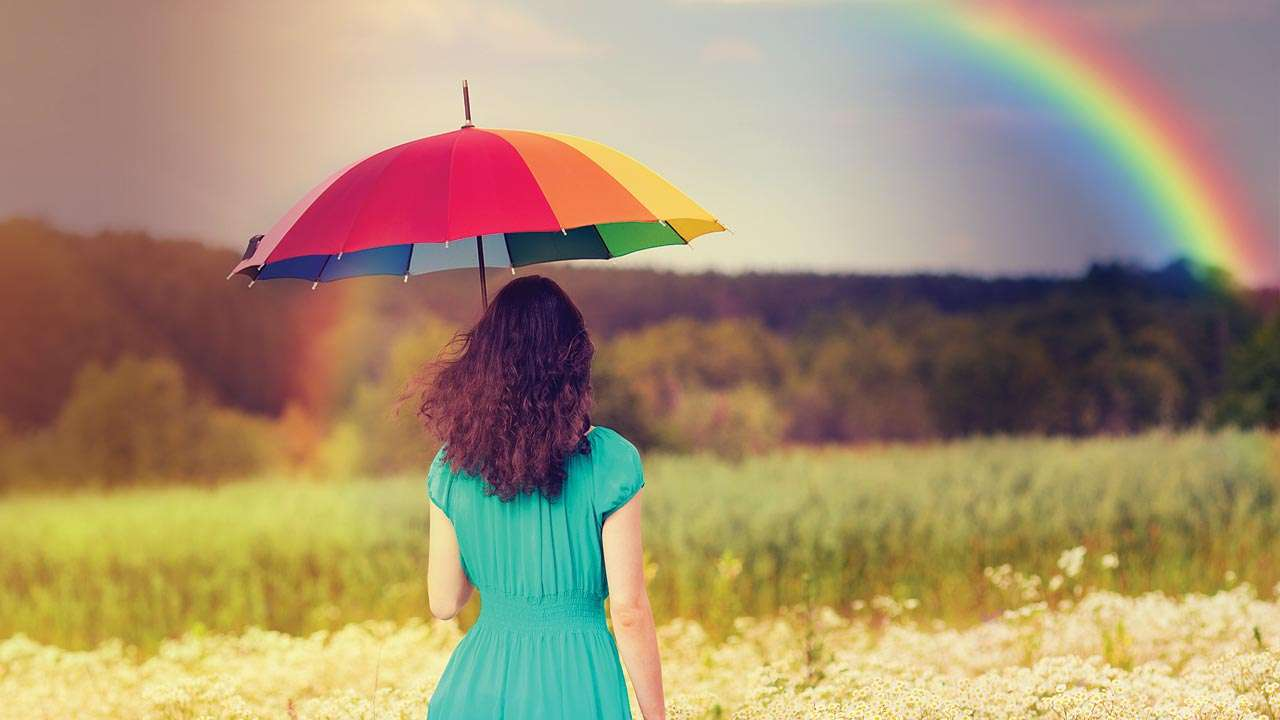 Colours of monsoon