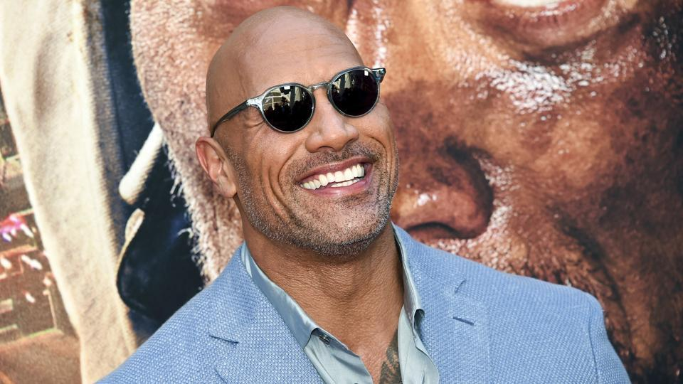 Dwayne Johnson is highest paid actor in history of Forbes. Here's how much he made