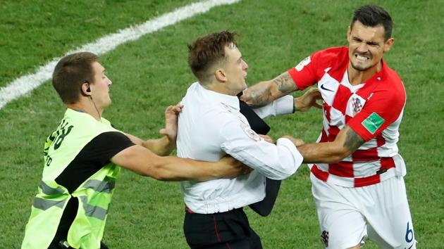 They didn't play football: Croatia's Dejan Lovren blasts France after FIFA World Cup 2018 loss