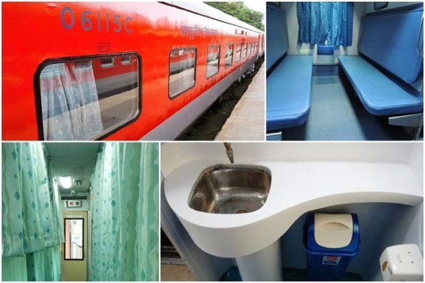 Has your favourite Rajdhani, Shatabdi Express been upgraded to Gold standard? This is Indian Railways big plan