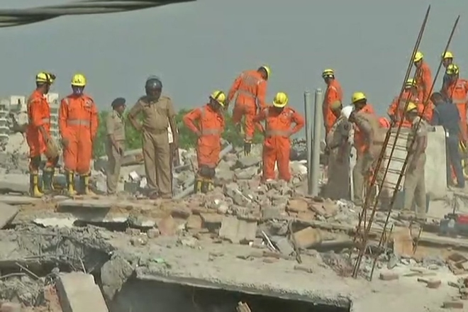 Greater Noida building collapse: Illegal construction that killed 9 rampant in Shahberi, officials turned blind eye. Top developments