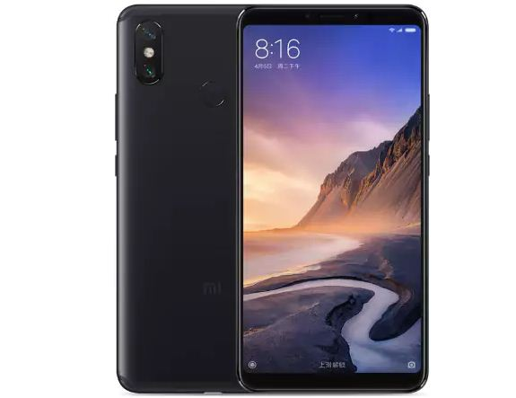 Xiaomi Mi Max 3 With 5,500mAh Battery, Up to 6GB RAM Launched: Price, Specifications, Features