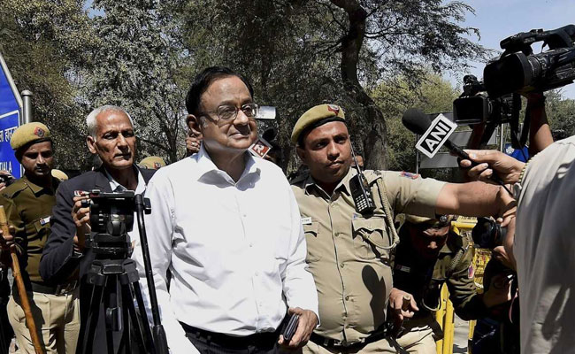 P Chidambaram Is Now An Accused In Aircel-Maxis Case: 10 Points