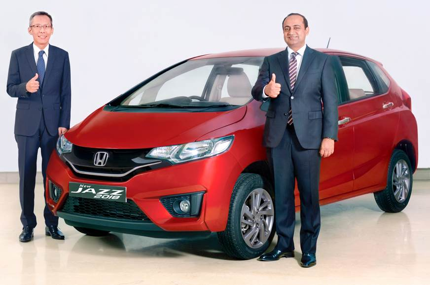 2018 Honda Jazz launched at Rs 7.35 lakh