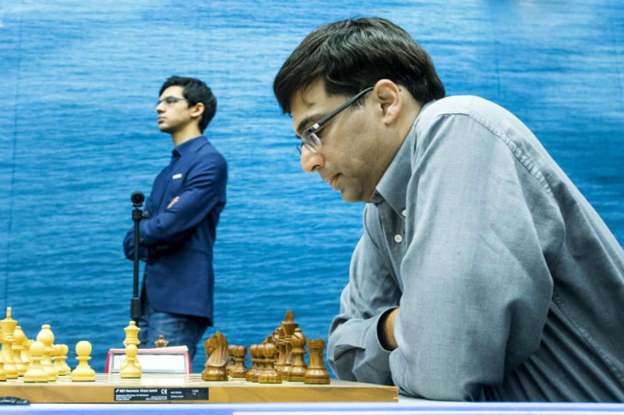 Many People Had Forgotten that I was Once the Best Rapid Player, Says Viswanathan Anand