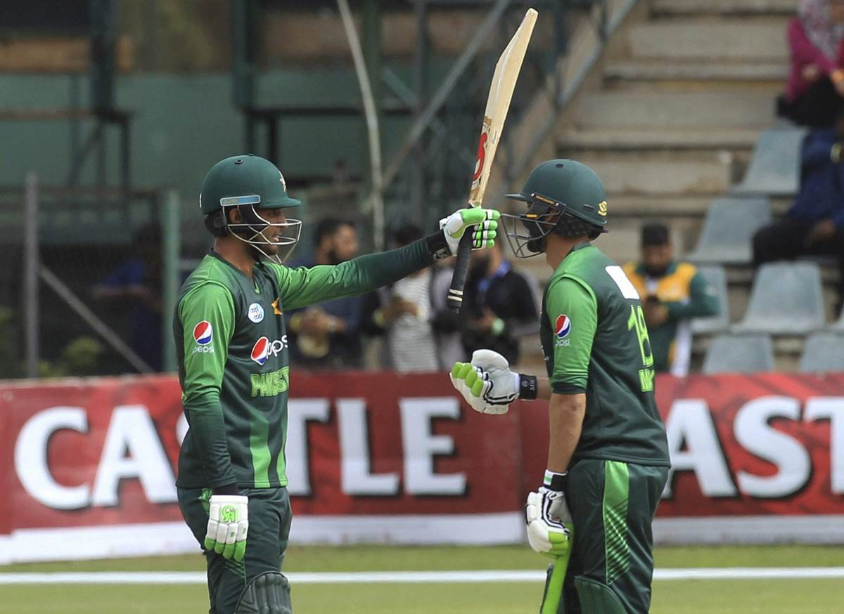 Stat-attack: All the records broken in Pakistan vs Zimbabwe 4th ODI
