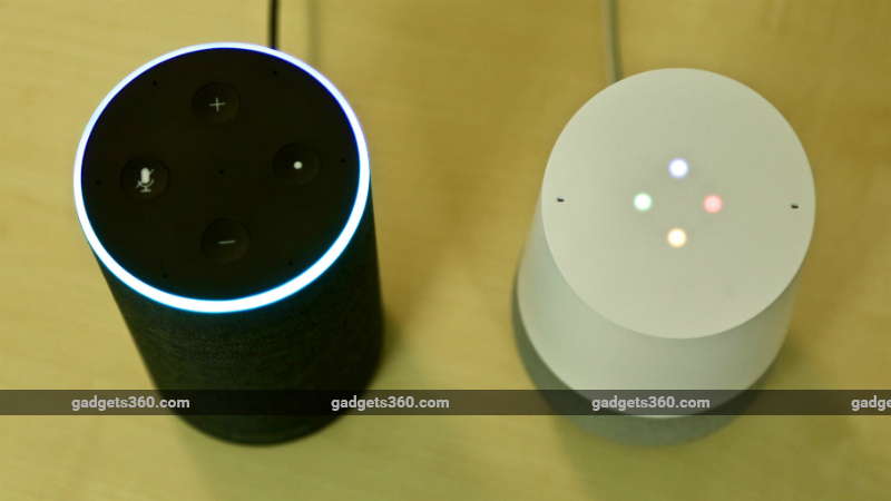 Why Alexa or Google Home Don