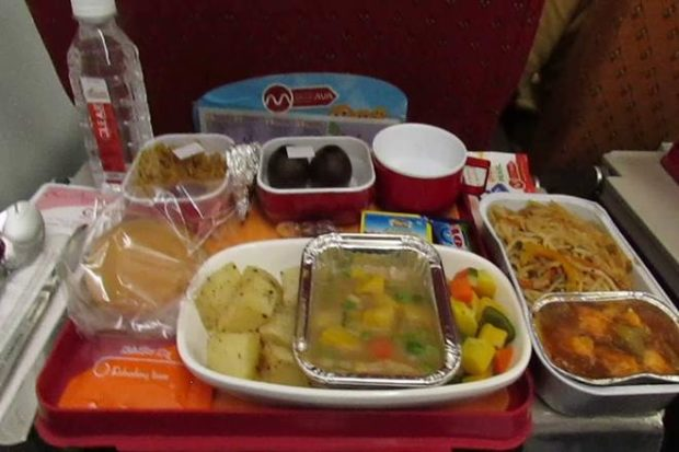 'Muslim' meal on Air India to protect Hindus from 'Halal'