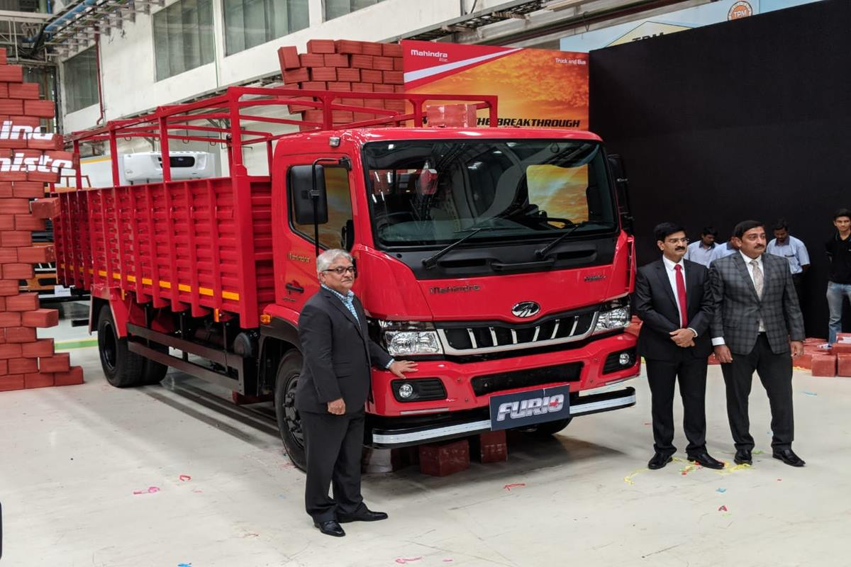 Mahindra Truck Furio range launched: Pininfarina-designed model gives Mahindra a long-awaited advantage