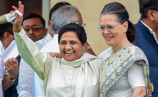 Alliance Will Depend On Seat Share: Mayawati