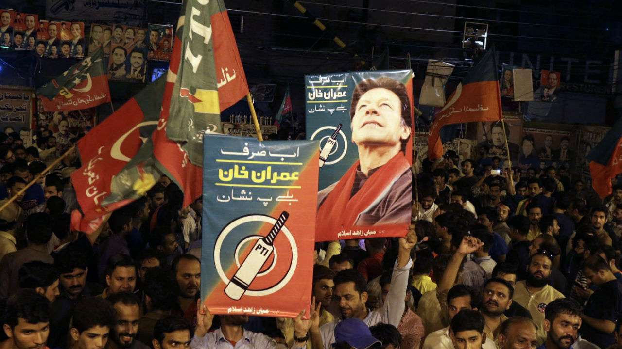Pakistan Elections 2018: Imran Khan