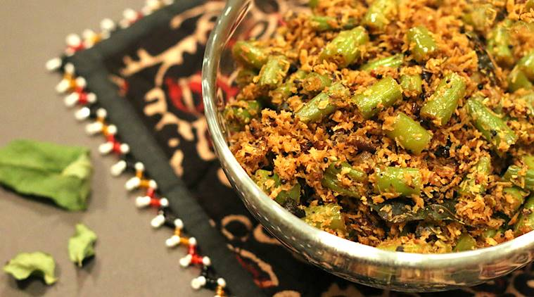Express Recipes: Give your vegetable stir-fry a south Indian twist with Green Beans Thoran
