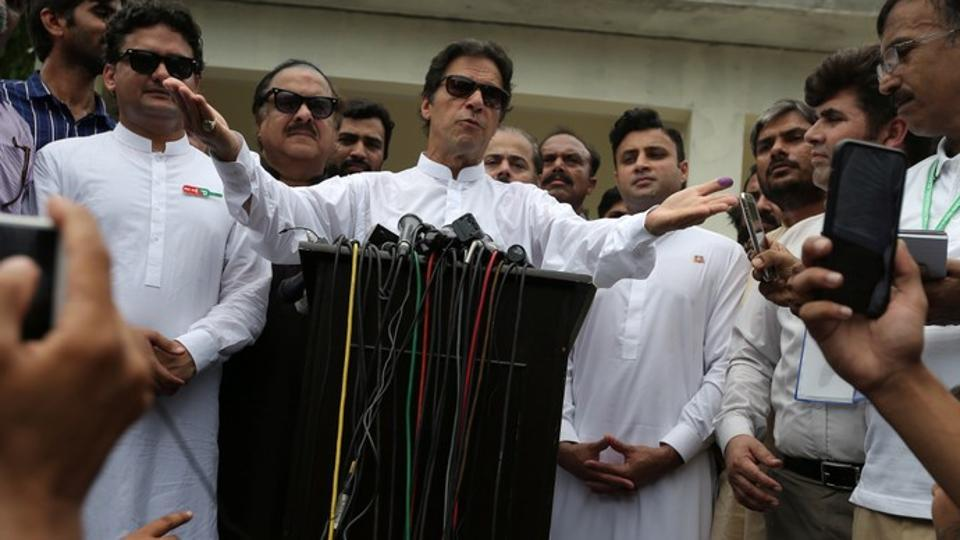Imran Khan wins Pakistan election, but needs coalition to form government