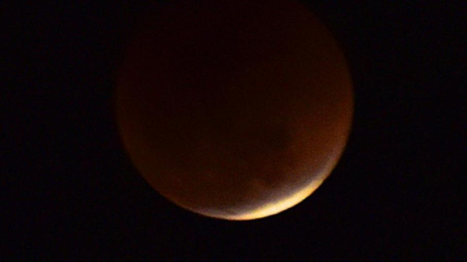 Lunar eclipse today, but cloudy skies may play spoilsport for sky gazers